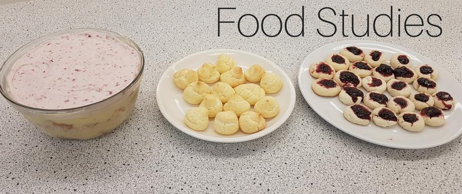 Building Character, Honing Skills – Foods