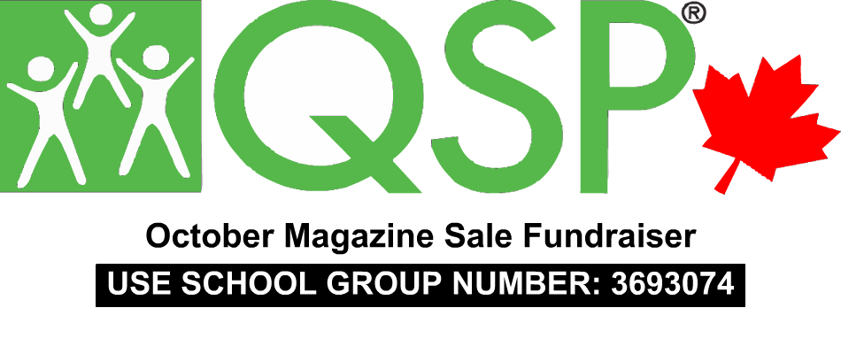 Oct – QSP Magazine Fundraiser