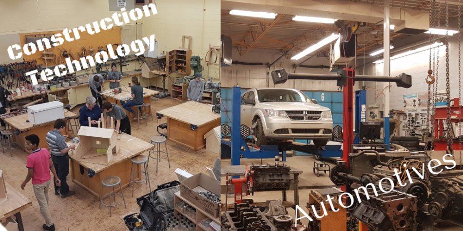 Building Character, Honing Skills – Construction Technology & Automotives